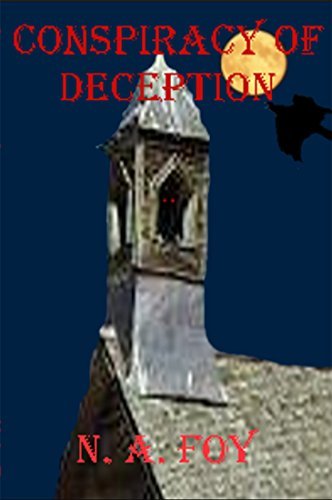 Conspiracy of Deception cover